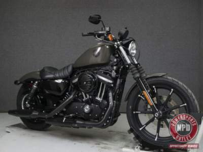 2019 Harley-Davidson Sportster XL883N 883 IRON INDUSTRIAL GRAY for sale