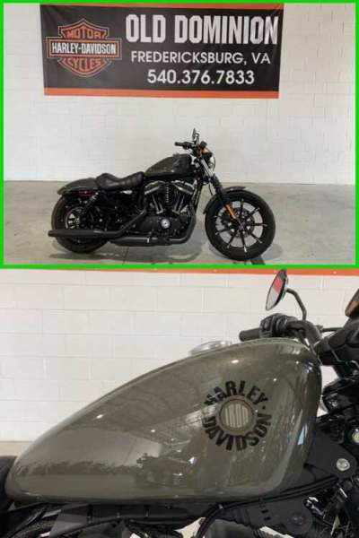 2019 Harley-Davidson Sportster Iron 883 Industrial Gray for sale