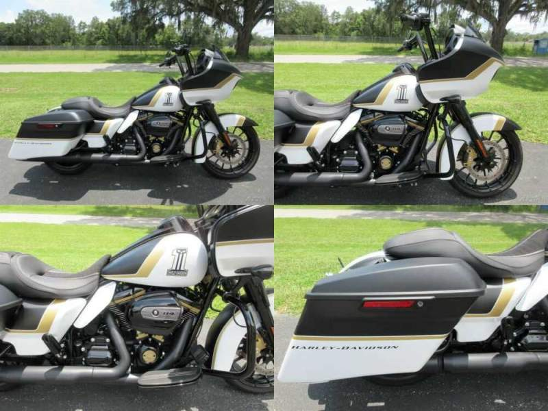 2019 Harley-Davidson Touring Road Glide® Special Gray for sale craigslist photo
