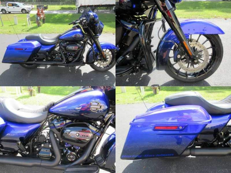 2019 Harley-Davidson Touring Special Grey for sale
