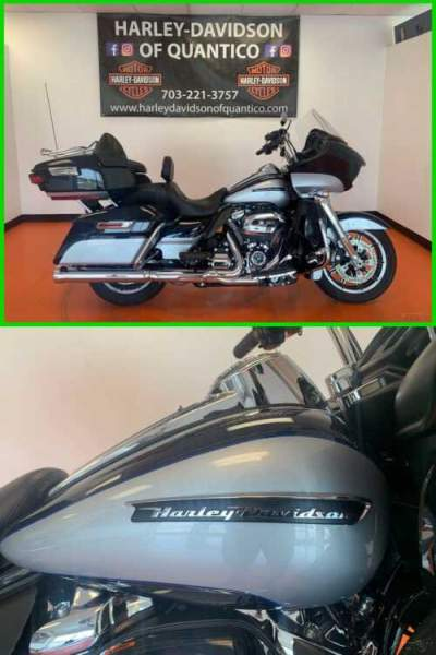 2019 Harley-Davidson Touring Road Glide Ultra Midnight Blue / Barracuda Silver for sale craigslist