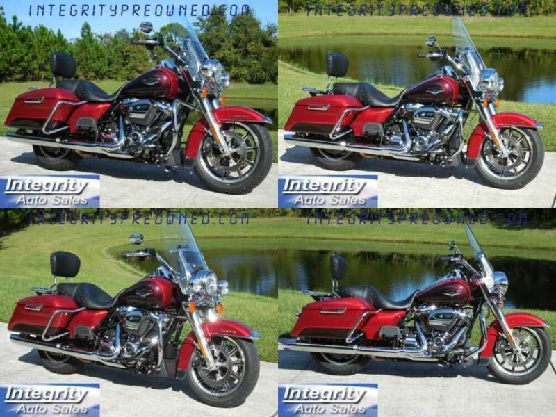 2019 Harley-Davidson Touring RED for sale craigslist photo