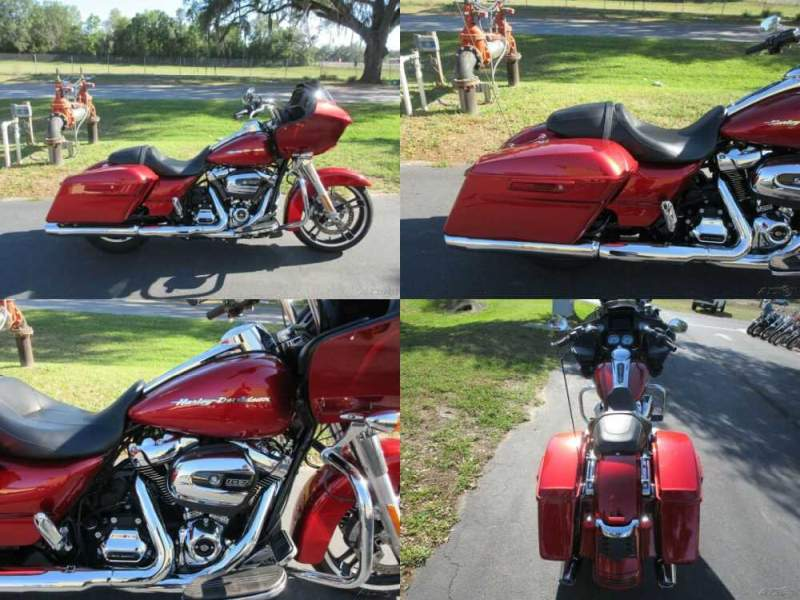2019 Harley-Davidson Touring Road Glide Red for sale