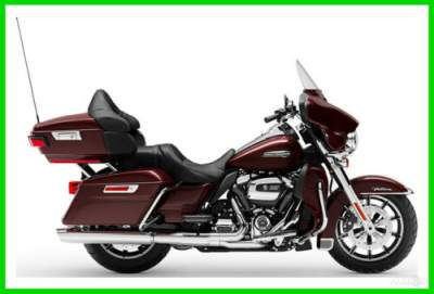 2019 Harley-Davidson Touring Electra Glide Ultra Classic Twisted Cherry for sale craigslist photo