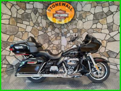 2019 Harley-Davidson Touring Road Glide Ultra Vivid Black for sale craigslist