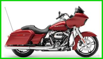 2019 Harley-Davidson Touring Road Glide Wicked Red for sale craigslist