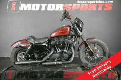 2019 Harley-Davidson XL 1200NS - Sportster Iron 1200 CHERRY for sale craigslist photo