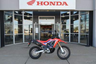 2019 Honda CRF 250L Rally Red for sale craigslist photo