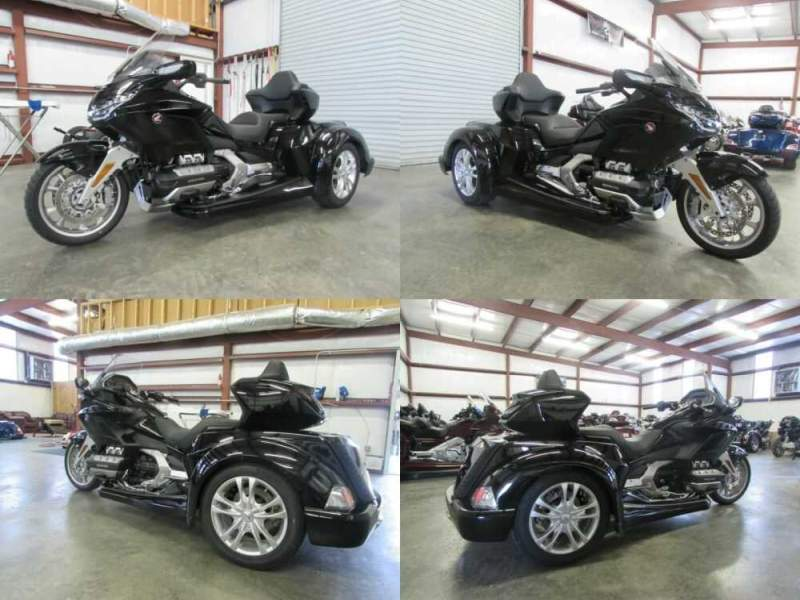 2019 Honda Gold Wing BLACK for sale craigslist photo