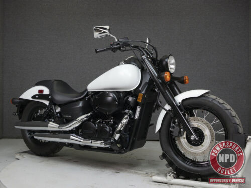 2019 Honda Shadow VT750 750 PHANTOM White for sale craigslist photo