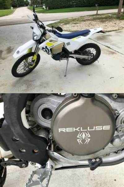 2019 Husqvarna FE501  for sale craigslist photo