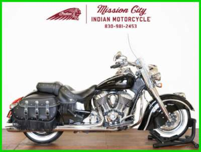 2019 Indian Chief Vintage Thunder Black Thunder Black for sale craigslist photo