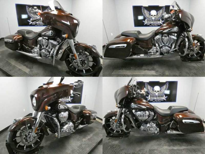 2019 Indian Chieftain Limited Dark Walnut Brown for sale craigslist