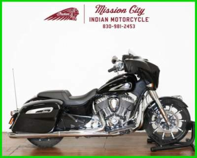 2019 Indian Chieftain Limited Thunder Black Pearl Thunder Black Pearl for sale
