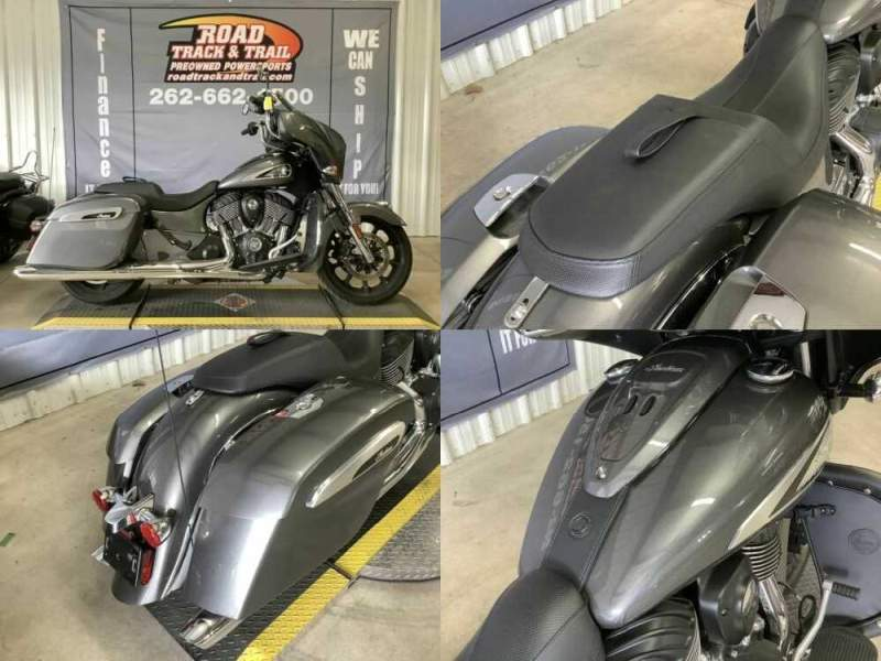 2019 Indian Chieftain® Gray for sale
