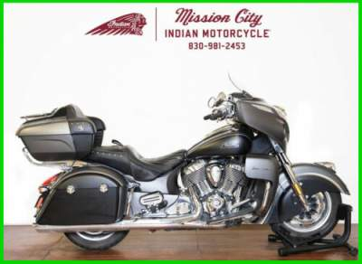 2019 Indian Roadmaster Steel Gray Smoke Thunder Black Smoke Steel Gray Smoke / Thunder Black Smoke for sale