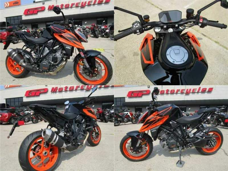 2019 KTM 1290 Super Duke R Black for sale