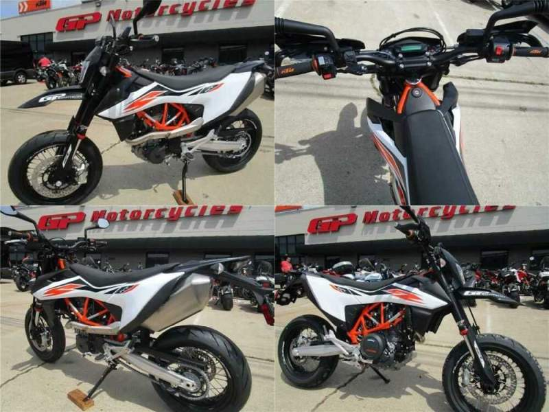 2019 KTM 690 SMC R Orange for sale