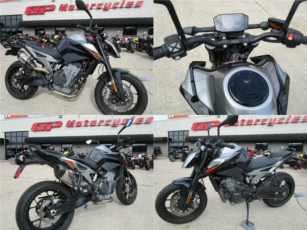 2019 KTM 790 Duke Black for sale