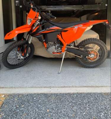 2019 KTM EXC  for sale craigslist photo