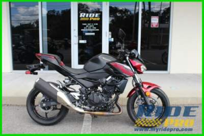 2019 Kawasaki Ninja ABS Red/Black for sale craigslist photo