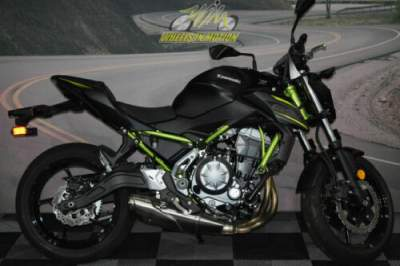2019 Kawasaki Z650 ABS Black for sale craigslist photo