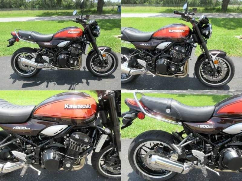 2019 Kawasaki Z900RS ABS Bronze for sale craigslist photo