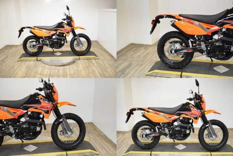2019 SSR Motorsports XF250 Dual Sport Orange for sale craigslist photo