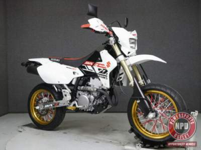 2019 Suzuki DR-Z White for sale craigslist photo