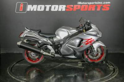 2019 Suzuki Hayabusa Gray for sale