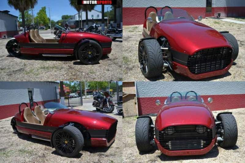 2019 Vanderhall Venice Red for sale craigslist photo