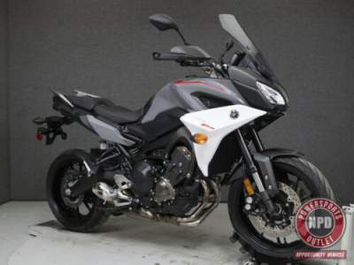 2019 Yamaha TRACER 900 W/ABS GRAY/WHITE for sale