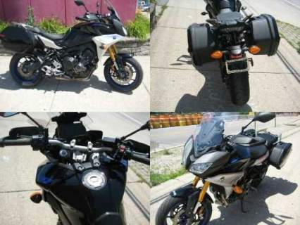 2019 Yamaha Tracer 900gt  for sale craigslist photo