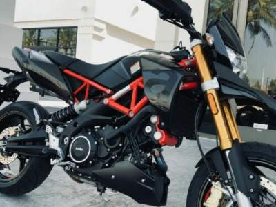 2020 Aprilia Dorsoduro 900 EXCITING DARK for sale