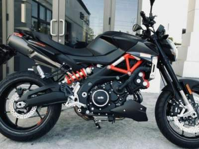 2020 Aprilia Shiver 900 INNOVATION DARK for sale craigslist