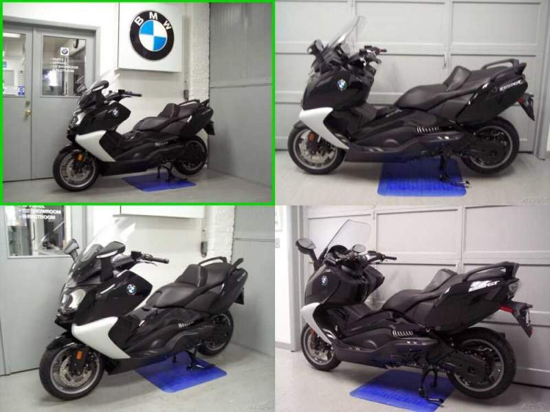 2020 BMW C 650 GT Black for sale