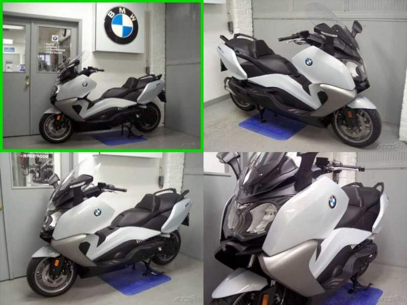 2020 BMW C 650 GT Silver for sale craigslist photo