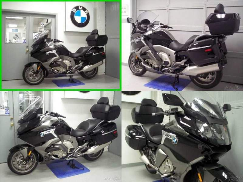 2020 BMW K-Series 1600 GTL Black for sale craigslist photo