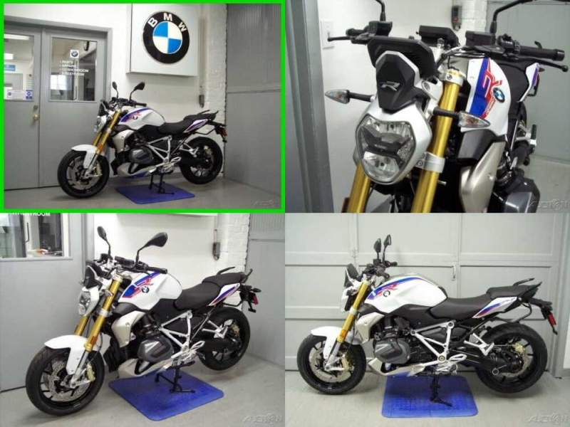 2020 BMW R-Series 1250 R White for sale craigslist