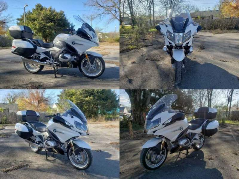 2020 BMW R-Series White for sale craigslist photo