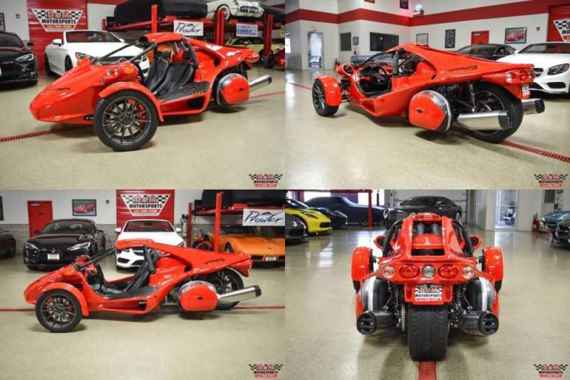 2020 Campagna T-Rex 16SP Red for sale craigslist photo