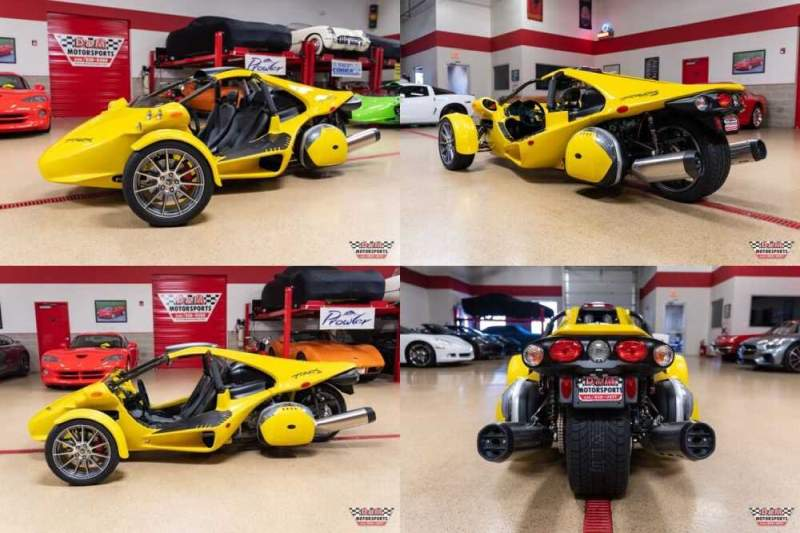 2020 Campagna T-Rex 16SP Yellow for sale