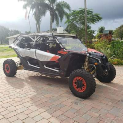 2020 Can-Am 9NLB X3 Max X Black for sale