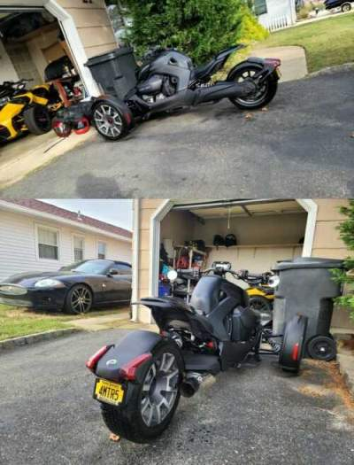 2020 Can-Am Ryker Rally Edition ACE Black for sale craigslist
