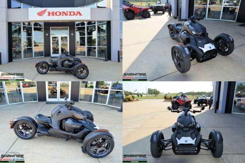 2020 Can-Am Ryker 900 ACE Black for sale