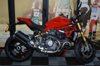 2020 Ducati Monster 1200 S Ducati Red Red for sale