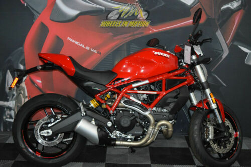 2020 Ducati Monster 797 Red Red for sale