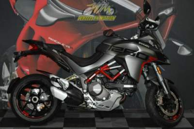2020 Ducati Multistrada 1260 Grand Tour Grand Tour Livery Gray for sale craigslist