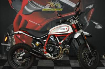 2020 Ducati Scrambler Desert Sled White Mirage White for sale