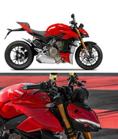 2020 Ducati Streetfighter V4 S Ducati Red Red for sale craigslist